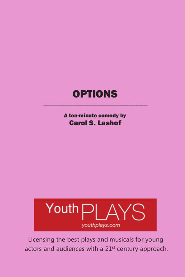 Options by Carol S. Lashof